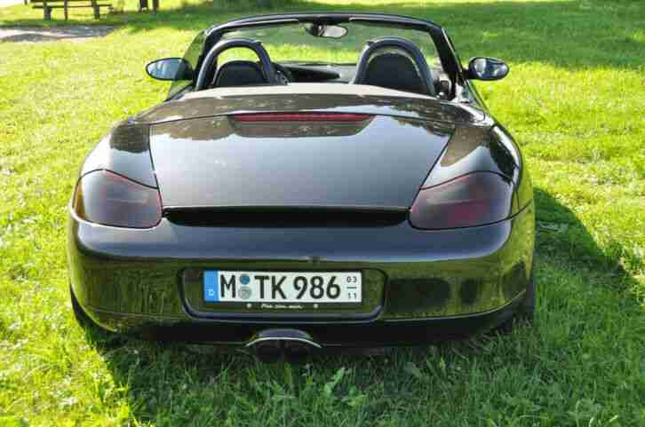 Boxster S 986 3.2l im top Zustand