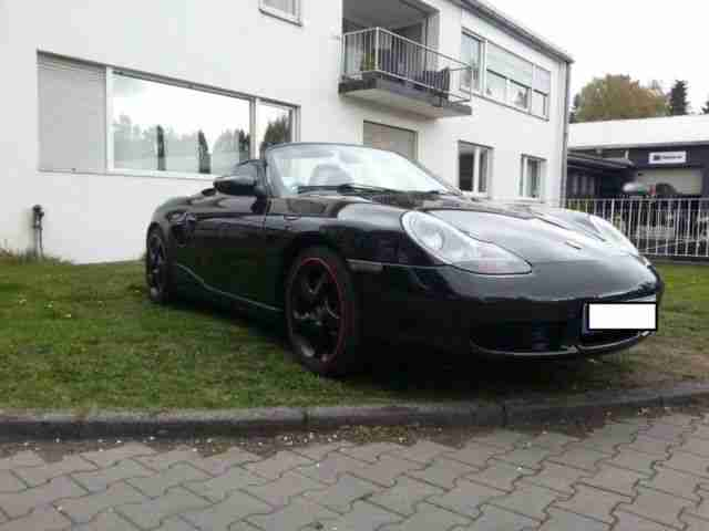 Porsche Boxster S,techart,