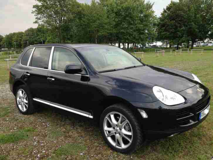 porsche cayenne s tiptronic t v neu dekra porsche cars. Black Bedroom Furniture Sets. Home Design Ideas