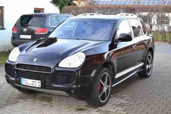Porsche Cayenne Turbo 500PS