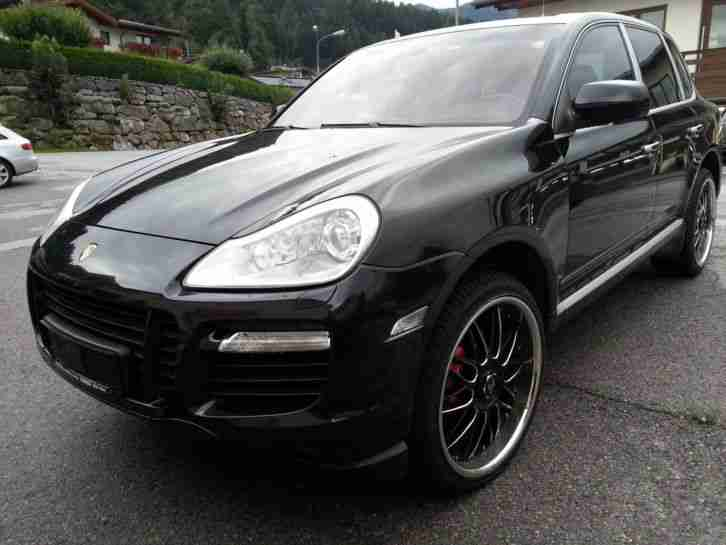Porsche Cayenne Turbo Facelift 500PS absolute