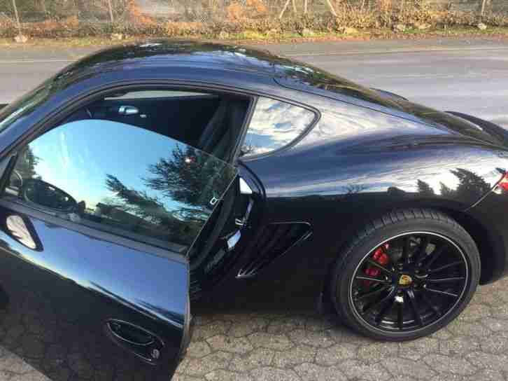Porsche Cayman S 3.4 987 Super Optik