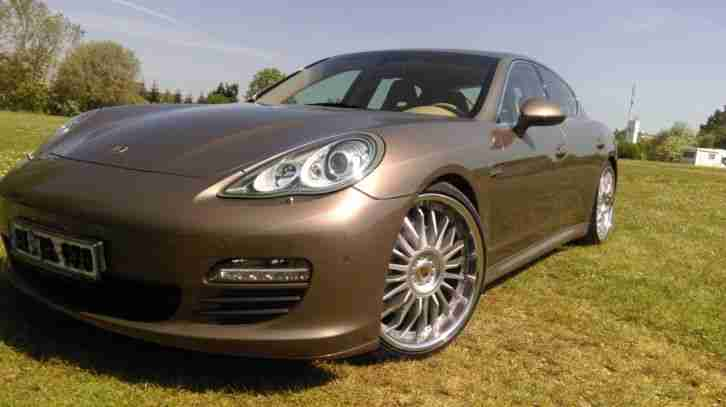 porsche panamera s einzelst ck showfahrzeug porsche cars. Black Bedroom Furniture Sets. Home Design Ideas