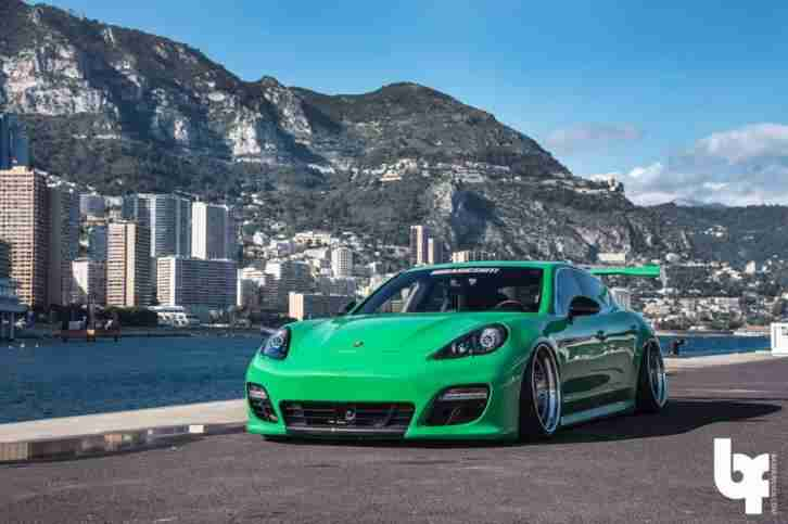 Porsche Panamera Turbo GT3 Widebody 600PS Burmester VOLL