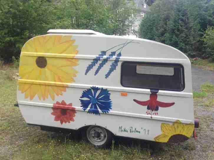 queck junior wohnwagen oldtimer hp nur wohnwagen. Black Bedroom Furniture Sets. Home Design Ideas