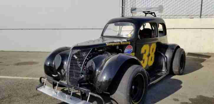 Race Car Legend Race Car Rennwagen Go Cart 132 PS & 590