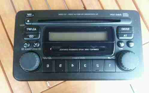 Radio CD, original Jimny