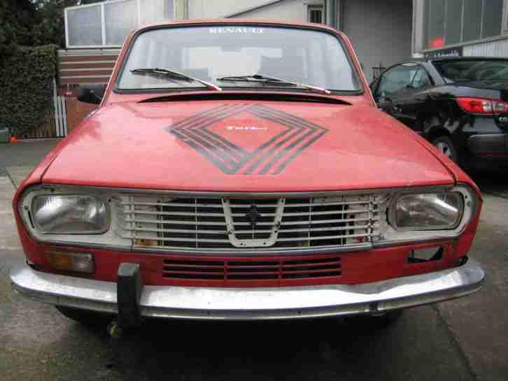 Renault 12 r12 kombi variable sehr selten rar topseller for Garage renault rots
