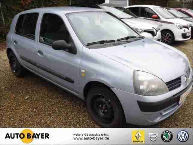 Renault Clio 1,2 16V Confort Authentique