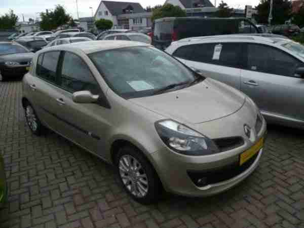 Renault Clio 1.6 16V Exception