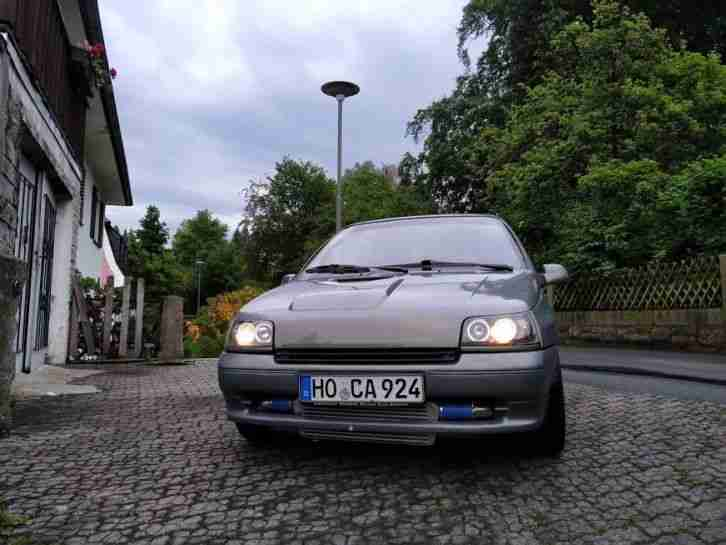 Clio 1.8 16 V Phase 1 Turbo Umbau Youngtimer