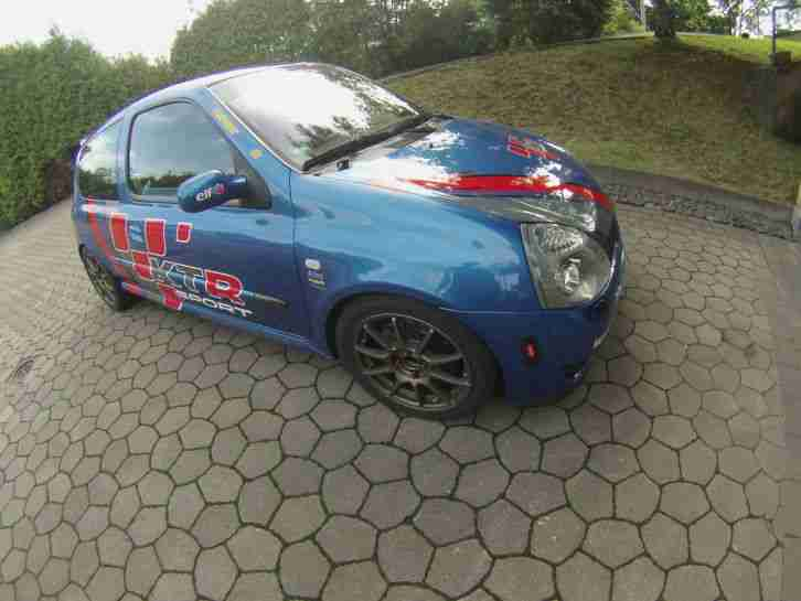 Renault Clio B 2.0 16V RS Phase III Cup, Ringtool, Clubsport, Clio 2