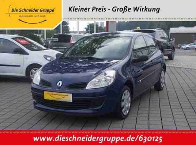 Clio III 1.2 16V Authentique Klima