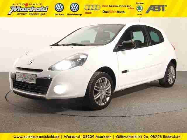 Clio III 1.2 16V TCe 100 Night & Day NAVI ALU