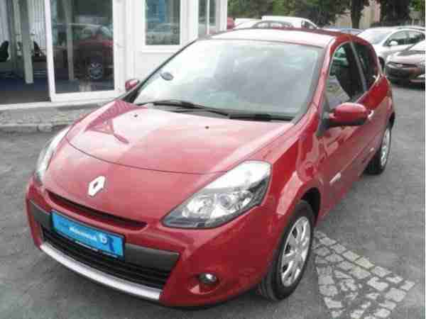Renault Clio III Dynamique 1.2 TCe 100 inkl
