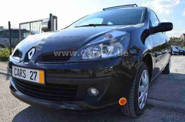 Renault Clio III Edition Dynamique Panoramadach 80000Km