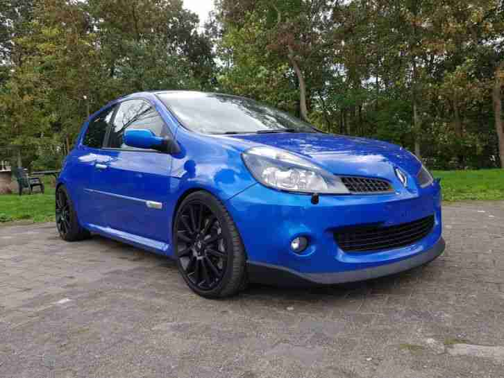 Renault Clio RS 3 Sport