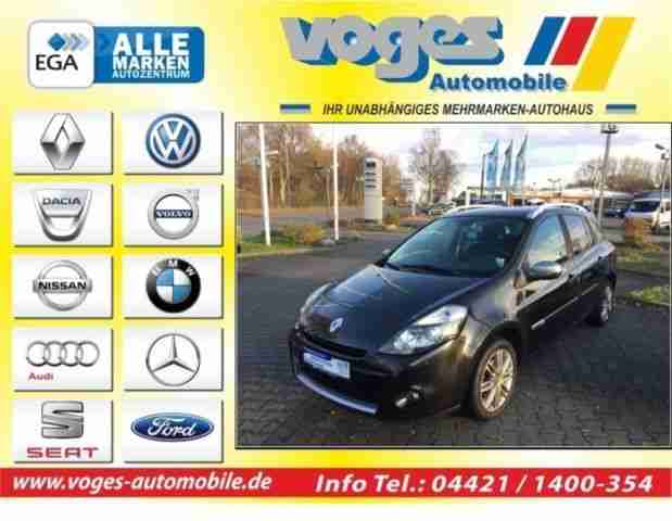 Clio TCe 100PS Grandtour Night and Day NAVI MP3