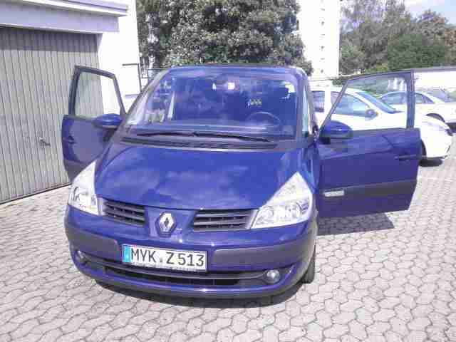 Renault Espace 2.0 Expression Top Zustand