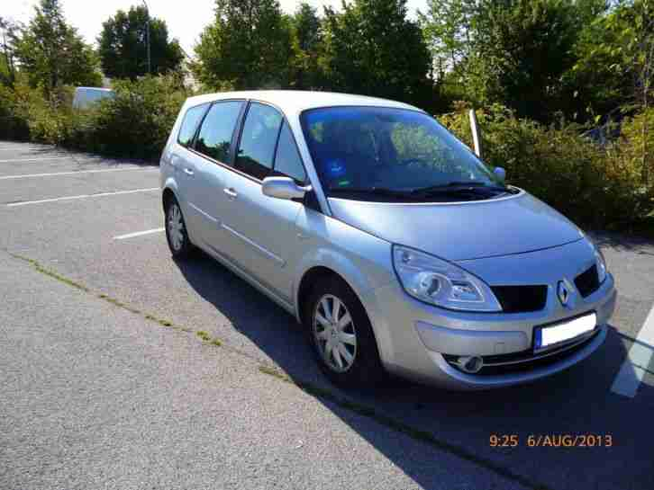 Grand Scenic 2.0 dCi FAP Aut. Exception
