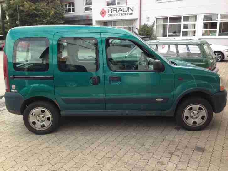 renault kangoo 4x4 allrad als bastlerfahrzeug topseller oldtimer car group. Black Bedroom Furniture Sets. Home Design Ideas