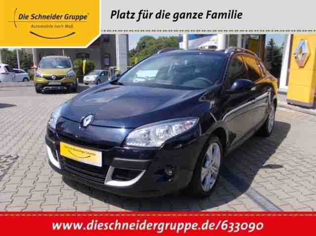 renault megane 1 4 tce 130 grandtour dynamique tolle. Black Bedroom Furniture Sets. Home Design Ideas