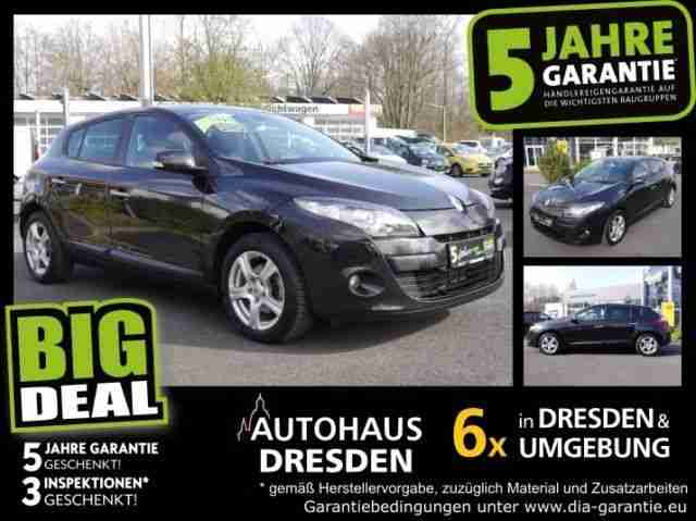 renault megane 1 9 dci 130 fap luxe xenon navi tolle. Black Bedroom Furniture Sets. Home Design Ideas