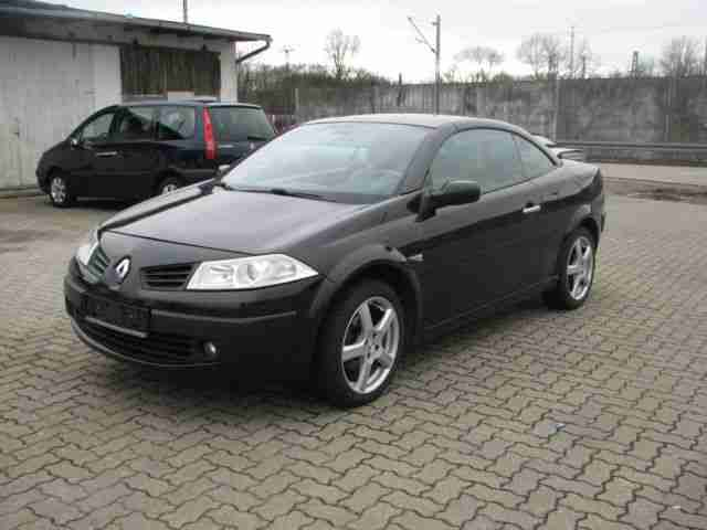 Megane 1.9 dCi FAP Coupe Cabriolet Privilege Na