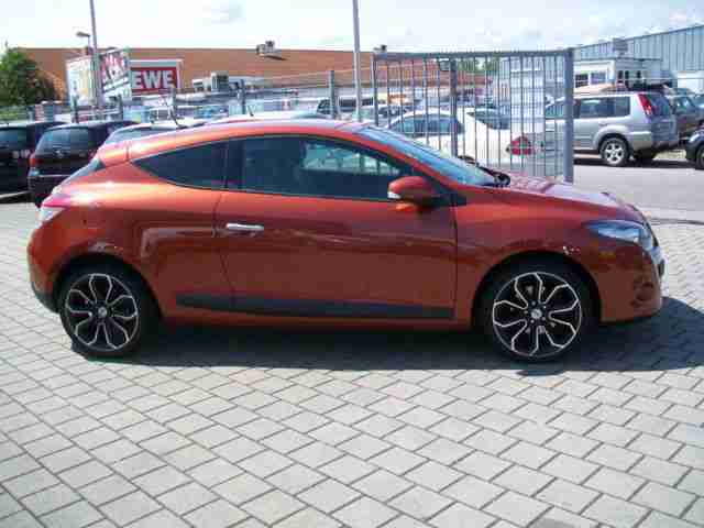 Renault Megane dCi 160 FAP Coupe Luxe