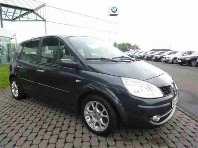 Renault Scenic 1.9 dCi FAP Exception