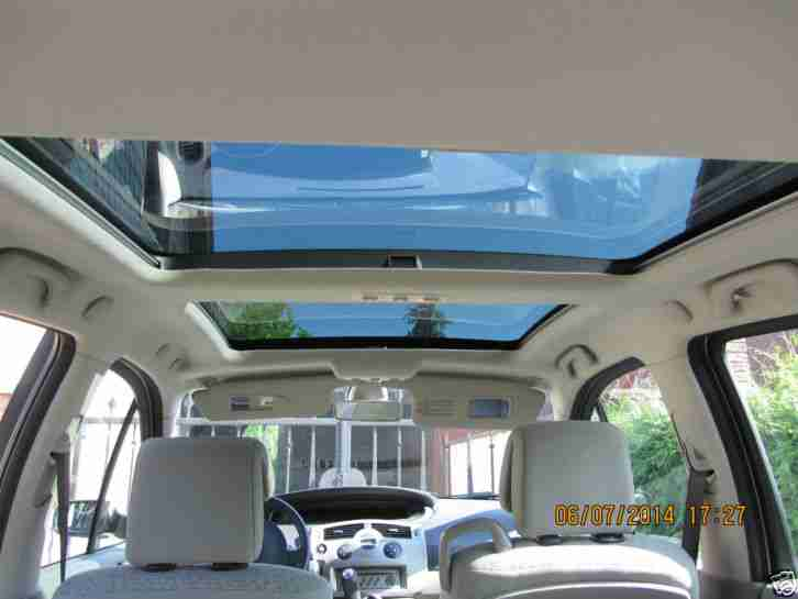 renault scenic 2 1 6 16v avantage 81120 km tolle. Black Bedroom Furniture Sets. Home Design Ideas
