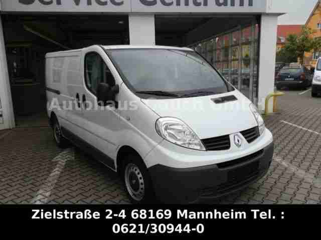 Renault Trafic 2.0 dCi 90 L1H1