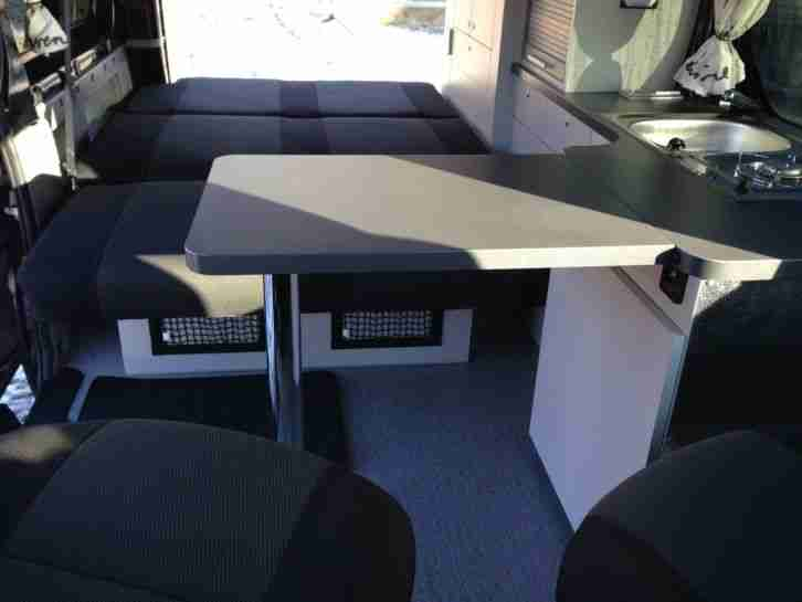 renault trafic 2 0 dci l2h1 camper wohnmobil wohnwagen. Black Bedroom Furniture Sets. Home Design Ideas