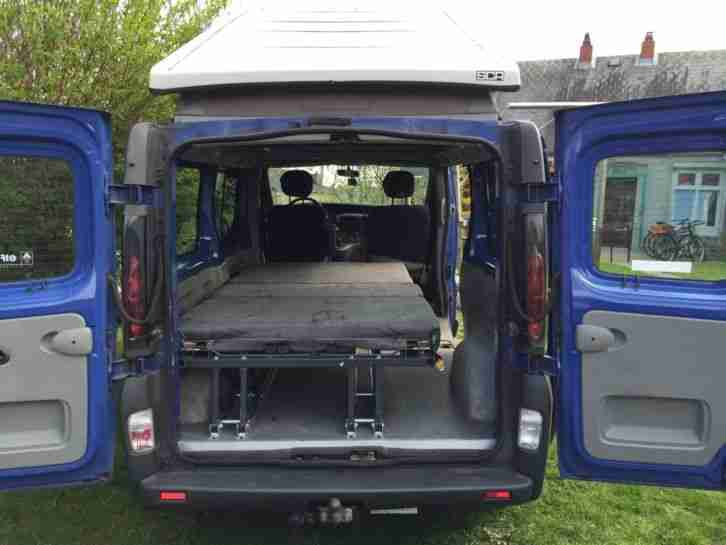 renault trafic l2h1 hubdach klappb nke semi tolle. Black Bedroom Furniture Sets. Home Design Ideas
