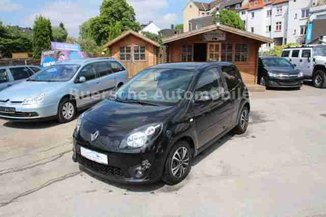 Renault Twingo 1.2 16V Night & Day Glasdach Klima 45Tkm
