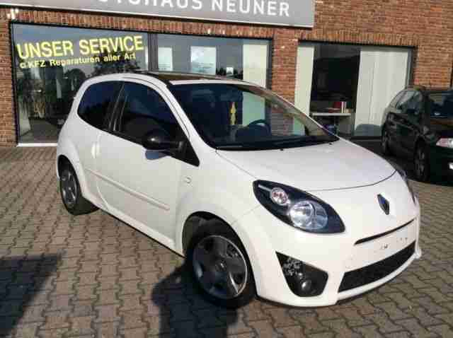 Twingo 1.2 16V Night & Day Inspektion Garantie