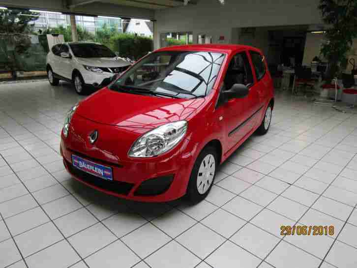 Renault Twingo 1.2 Authentique, 3.t., 1. Hand, Winterräder, Bj. 10 2009