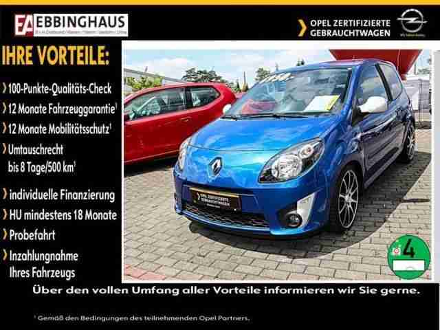 Twingo 1, 2 GT 16V TCE Klima Radio CD MP3