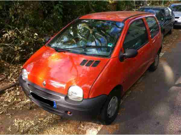 Renault Twingo C06, Orange, 1, 2 Liter, 43 kW