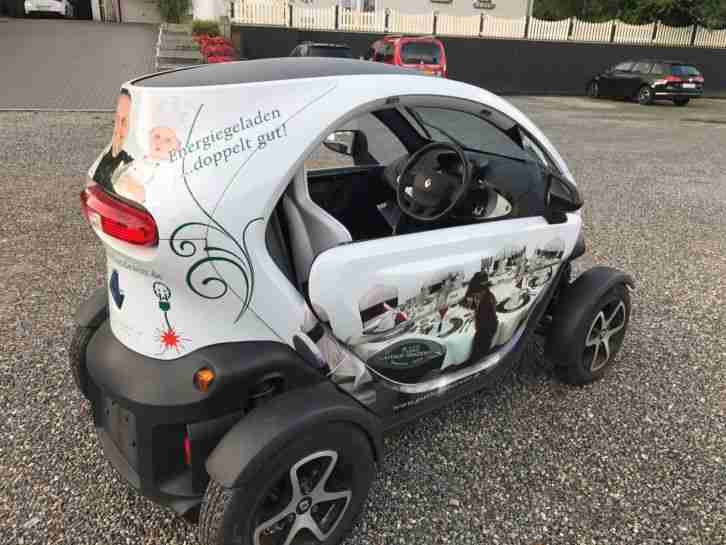 renault twizy elektro 80 t v neu orig 7000 tolle. Black Bedroom Furniture Sets. Home Design Ideas