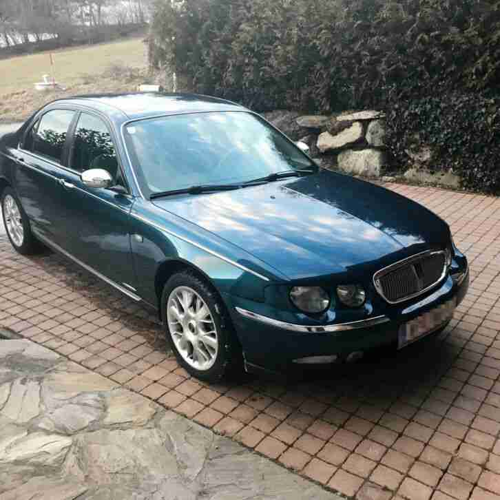 Rover 75 2, 0 v6 122tsd Traumzustand - tolle Angebote in ...