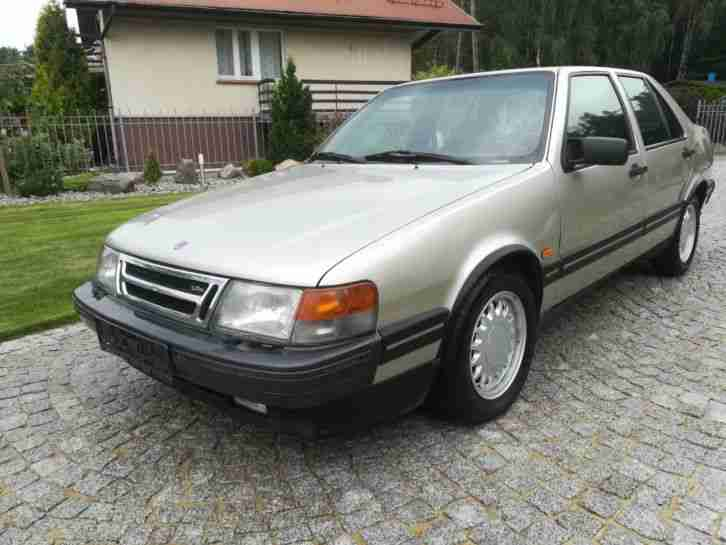 SAAB 9000 CDE 2.3 TURBO 200PS SELTENE YOUNGTIMER