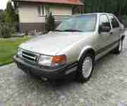 SAAB 9000 CDE 2. 3 TURBO 200PS SELTENE YOUNGTIMER