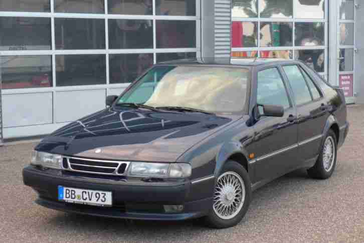 saab 9000 cs 2 0t 1997 t v 06 16 anniversary tolle angebote in saab. Black Bedroom Furniture Sets. Home Design Ideas
