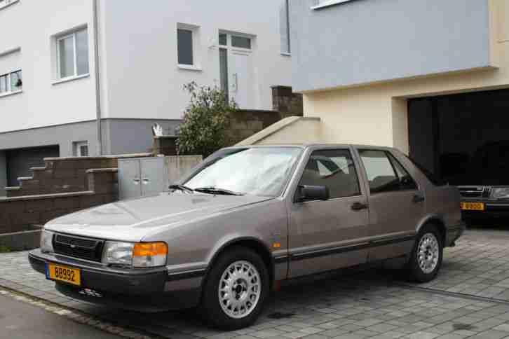 Bremssattel hinten links Saab 900 I 9000