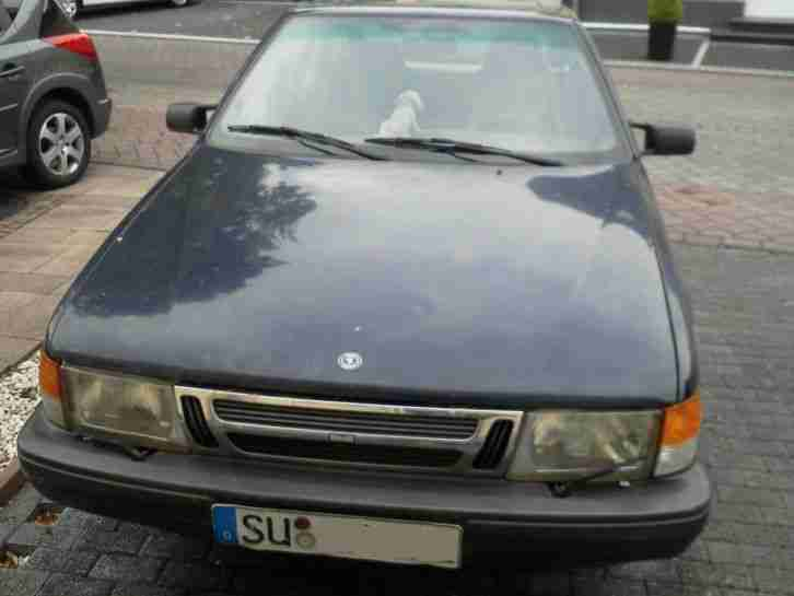 saab 9000 i 130 2000ccm tolle angebote in saab. Black Bedroom Furniture Sets. Home Design Ideas