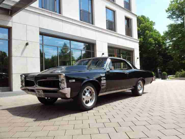 sale pontiac gto 1967 rennversion 7 6l topseller oldtimer car group. Black Bedroom Furniture Sets. Home Design Ideas