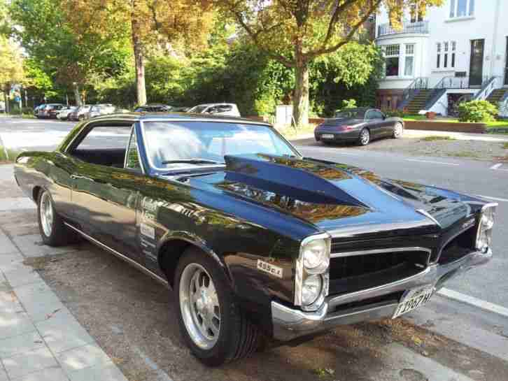 sale pontiac gto 1967 rennversion 7 6l topseller. Black Bedroom Furniture Sets. Home Design Ideas