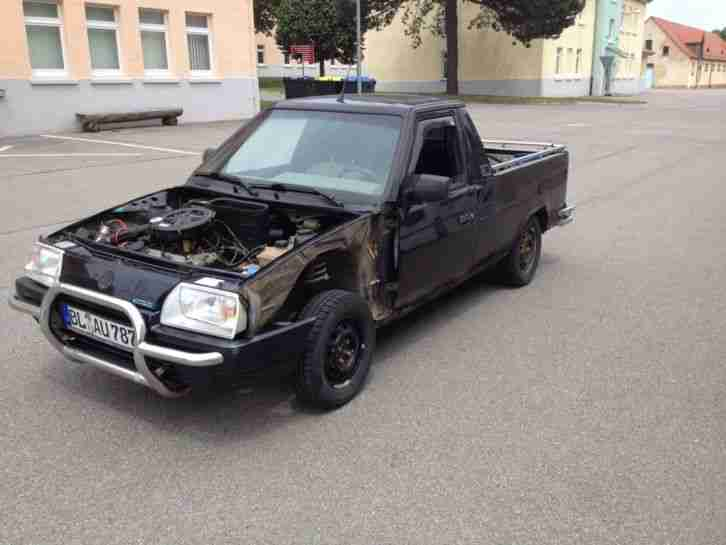 SCHLACHTFEST Skoda Favorit Forman Pick up zum