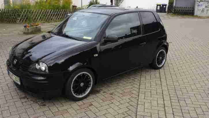seat arosa 1 0 mpi tuning tolle angebote in seat. Black Bedroom Furniture Sets. Home Design Ideas